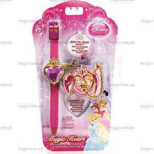 Детские часы Disney Princess с ключом, DPRJ25