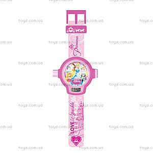 Детские часы Disney Princess с проектором, DPRJ26, купить