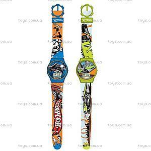 Детские часы Hot Wheels, 5 функций, HWRJ6, купить
