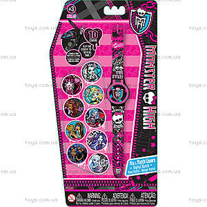 Детские часы Monster High, MHRJ15
