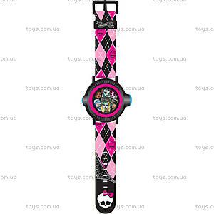 Детские часы Monster High с проектором, MHRJ13, купить