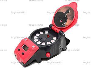 Детские часы-телефон, DH-816A, игрушки