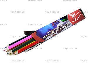 Детские цветные карандаши, треугольные, SM4U-12S-3P-12, купить