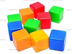 Детские цветные кубики,