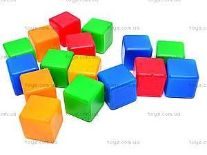 Детские цветные кубики, , фото
