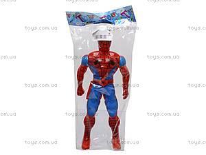 Детские фигурки Spiderman в наборе, 518, магазин игрушек