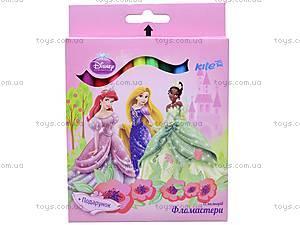 Детские фломастеры Princess, 12 штук, P13-046K