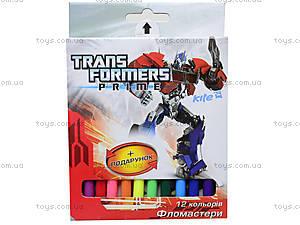 Детские фломастеры Transformers, TF13-046K