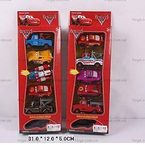 Детские инерционные машинки «Тачки», PH1390