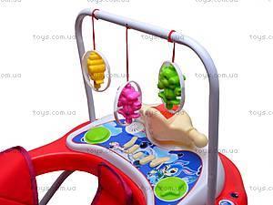 Детские ходунки, с игровой панелью, BT-BW-0005, цена