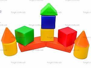 Детские кубики «Большой замок»,