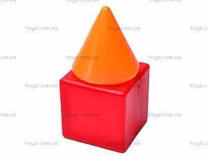Детские кубики «Большой замок», , цена