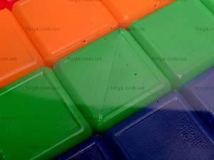 Детские кубики «Цветные», , купить
