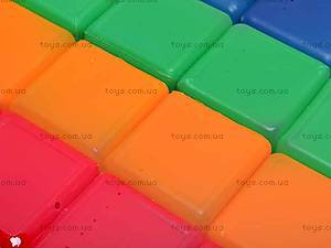 Детские кубики «Цветные», , фото