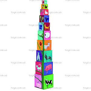Детские кубики «Мои друзья», DJ08505, фото