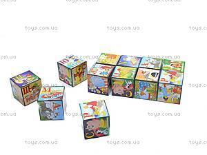 Детские кубики «Русская азбука»,