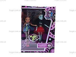 Детские куклы Monster High, QJ008, детские игрушки