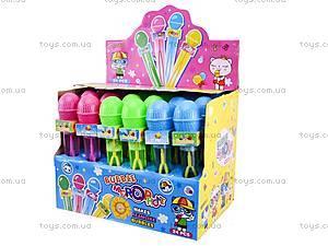 Детские мыльные пузыри «Микрофон», 1036