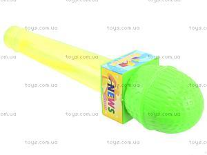 Детские мыльные пузыри «Микрофон», 1036, фото
