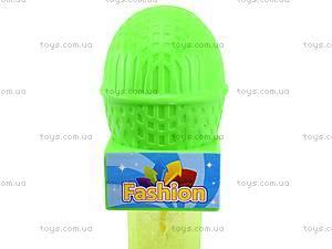 Детские мыльные пузыри «Микрофон», 1036, отзывы