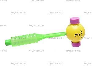 Детские мыльные пузыри «Молоточек», 8893A, фото