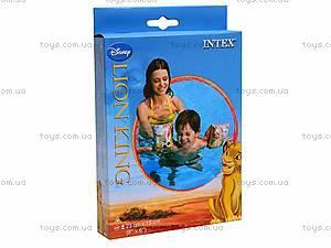 Детские нарукавники для плавания «Дисней», 56646NP, фото
