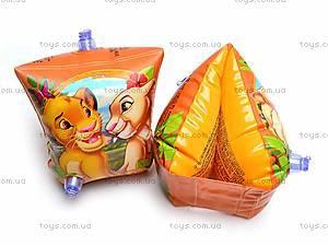 Детские нарукавники для плавания «Дисней», 56646NP, игрушки