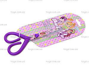 Детские ножницы с рисунком на лезвиях, PP13-121K, купить