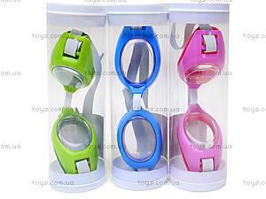 Детские очки для плавания в колбе, 0610, детские игрушки
