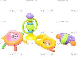 Детские погремушки, 4 штуки, 10-4A