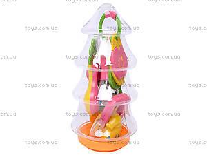 Детские погремушки, в колбе, LB292, купить