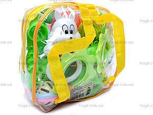 Детские погремушки, в рюкзачке, 819В-4, фото