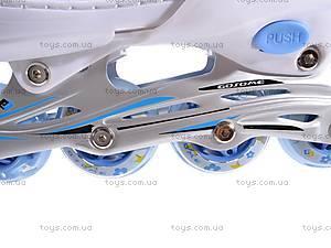 Детские ролики со шлемом, GX8905 M/46-7, купить