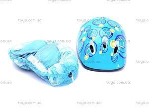 Детские ролики со шлемом, GX8905 M/46-7, фото