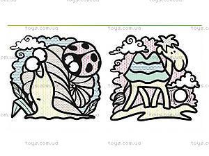 Детские водные раскраски «Черепашка», 4765, купить