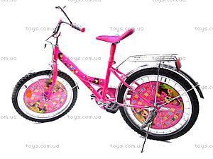 Детский 2-х колесный велосипед, 132012