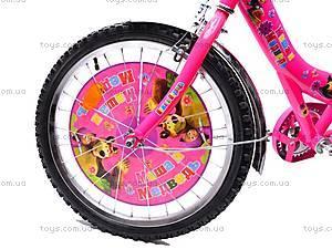 Детский 2-х колесный велосипед, 132012, toys.com.ua