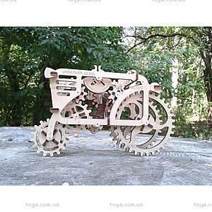Детский 3D пазл «Механический трактор», 70003, отзывы