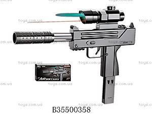 Детский автомат Airsoft Gun, с пулями, 959A
