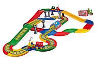 Детский автотрек Kid Cars «Городок», 51791, купить