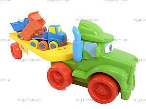 Детский автовоз, 827-2, отзывы