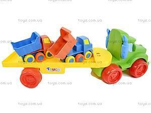 Детский автовоз, 827-2, цена