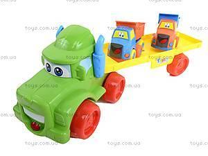Детский автовоз, 827-2, игрушки