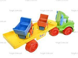 Детский автовоз, 827-2, детские игрушки