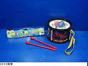 Детский барабан Bell Drum, 8808