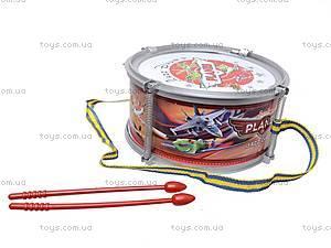 Детский барабан «Литачки», J500-8E