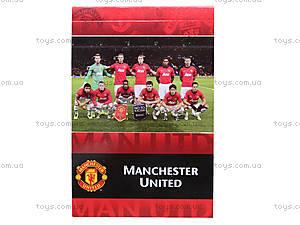 Детский блокнот Manchester United, MU14-224K