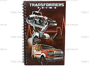 Детский блокнот Transformers, TF13-225K