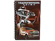 Детский блокнот Transformers, TF13-225K, доставка