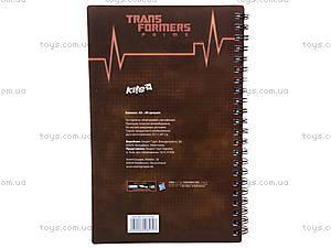 Детский блокнот Transformers, TF13-225K, купить
